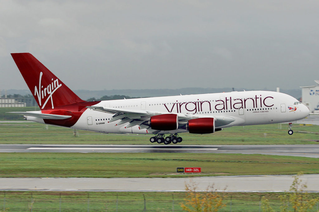 Virgin Atlantic Airways Office in Mexico - Airline Customer Care