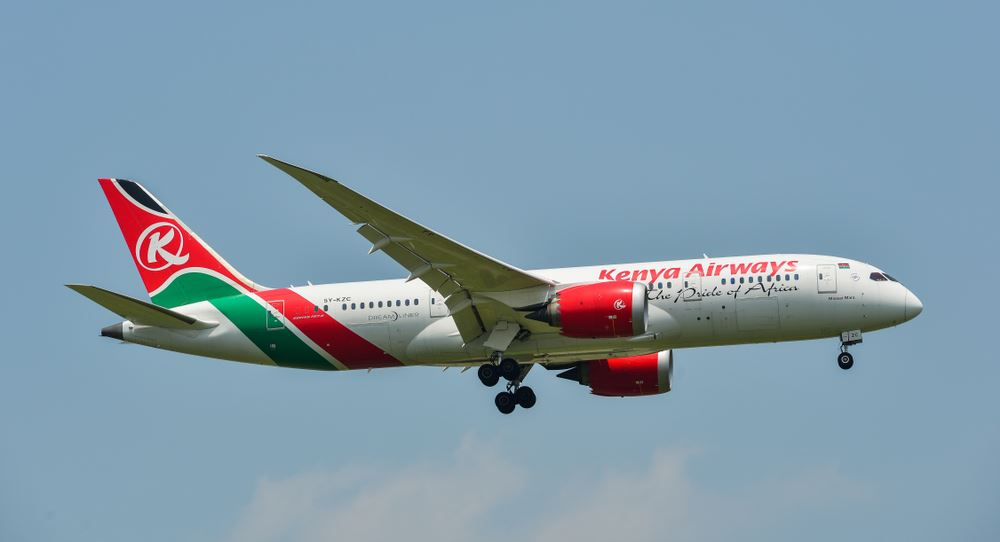 Kenya Airways Cargo Office in Khartoum, Sudan - Airline